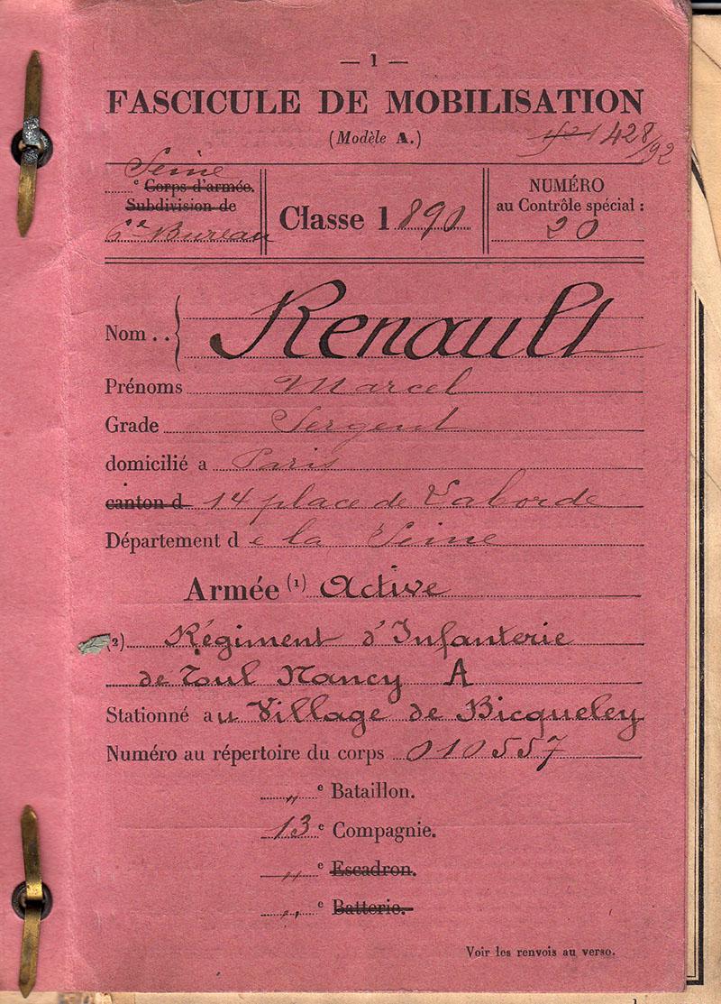 carnet-militaire-marcel-renault-2