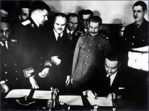 Rencontre De Gaulle-Staline 2 décembre 1944 © inconnu