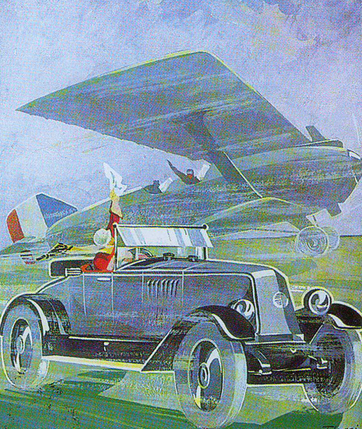 Renault avion et automobile