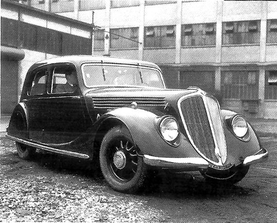 Figure.14: Viva Grand Sport 1935 © SHGR/Renault