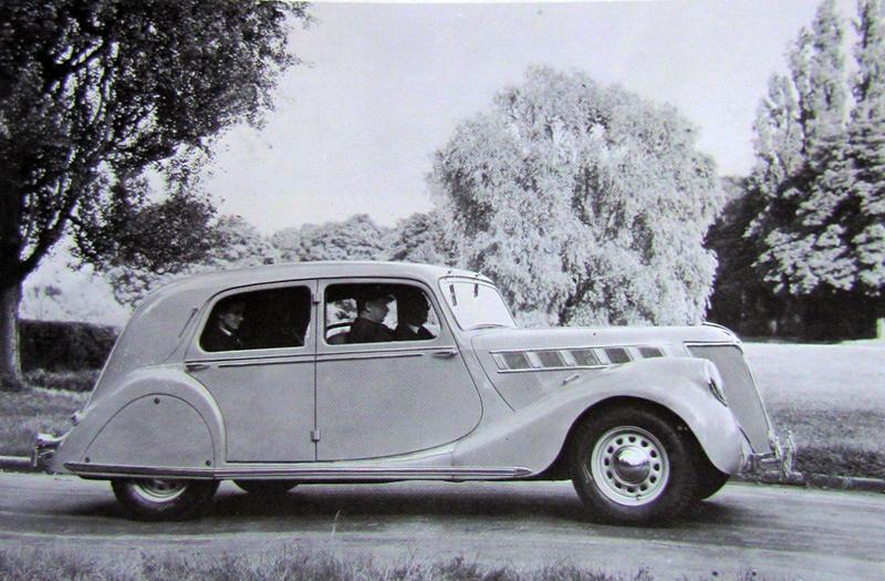 Figure 15: Viva Grand Sport 1936 © SHGR/Renault
