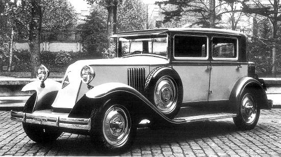 Figure.5: Vivastella 1928 © SHGR/Renault