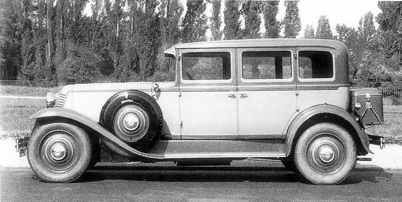 Figure.8: Nervastella 1930 © SHGR/Renault