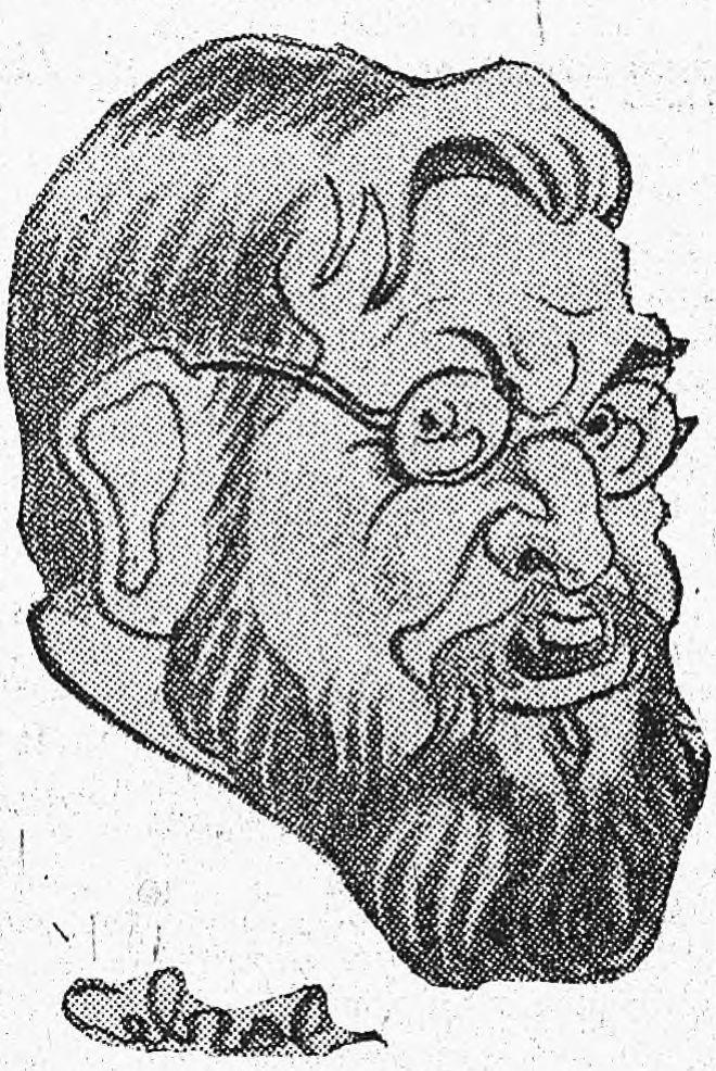 """Albert Thomas, le """"social-chauvin"""", L'Humanité du 16 août 1930"""