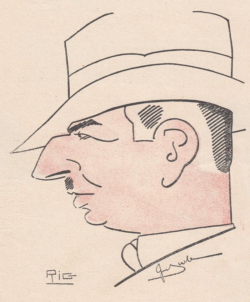 Jean Guillelmon, par Rig de Sonay