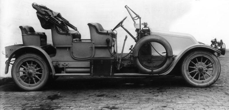 50-60 cv type AR © Renault Histoire