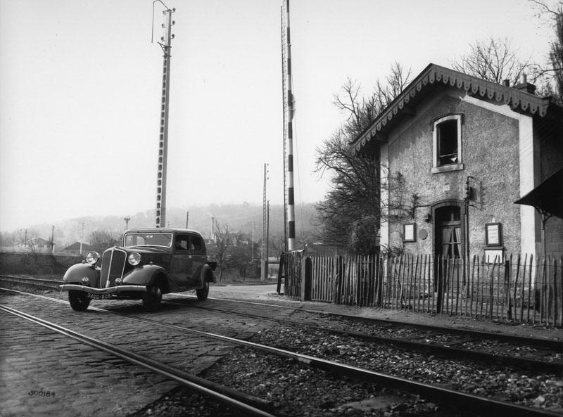 Berline Nervastella type ZD2 © Renault Histoire