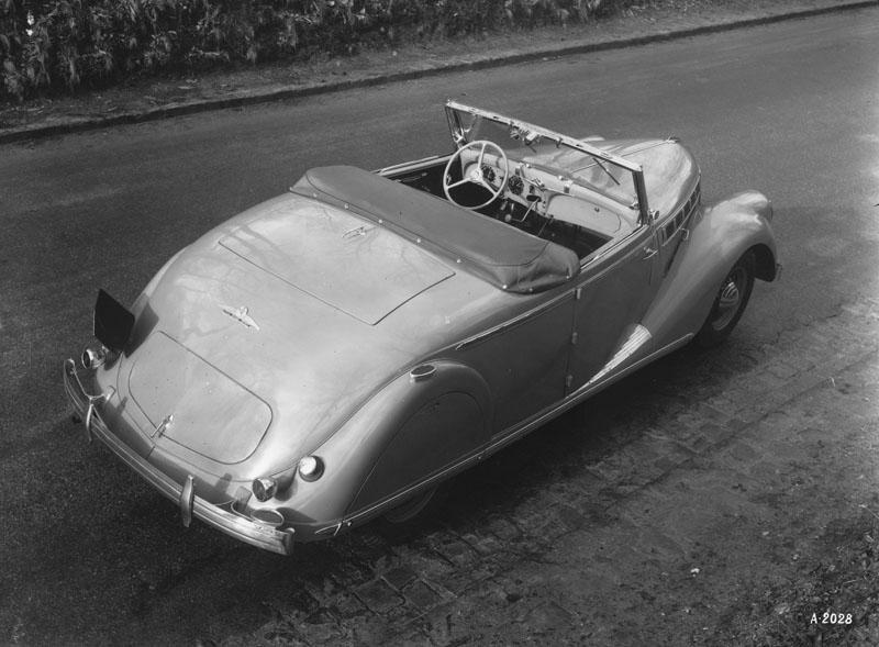 Cabriolet Viva Grand Sport type BCX3 © Renault Histoire