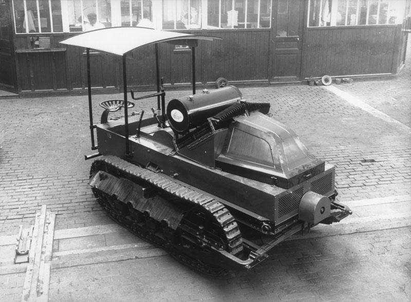 Modèle 1919 du type GP © Renault Histoire