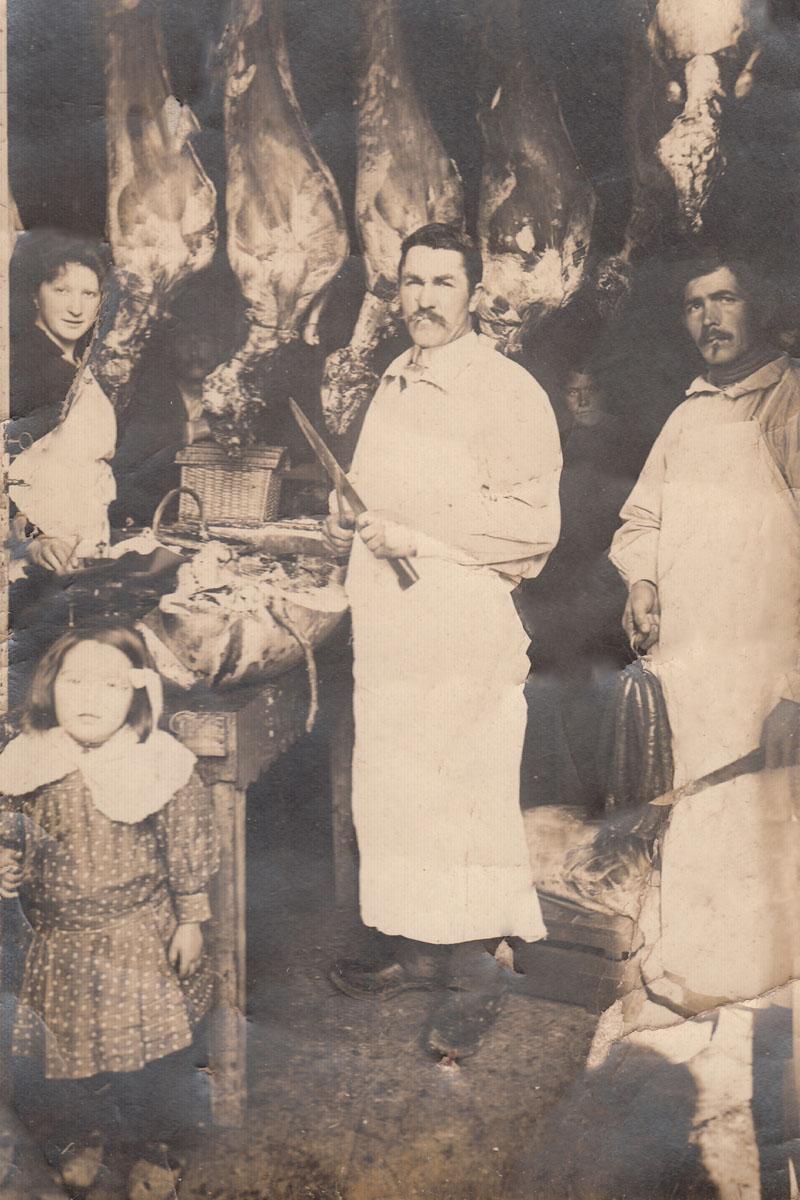 Jean Desmond vers 1920 © Archives privées Desmond - Droits réservés