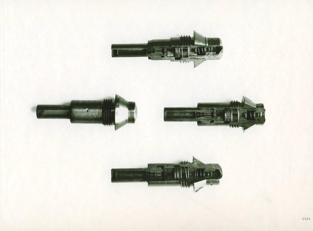 Fusée Schneider - 1914 © APR Droits réservés