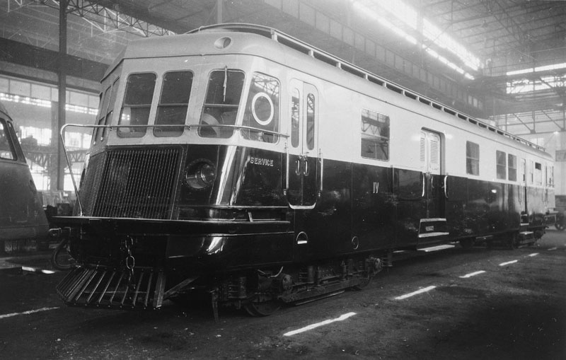 Autorail ABH2 – Indochine- 1936 © Renault communication / PHOTOGRAPHE INCONNU (PHOTOGRAPHER UNKNOWN) DROITS RESERVES