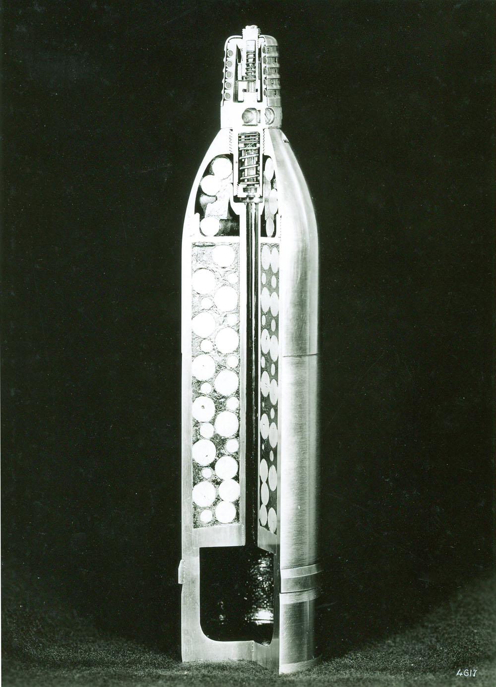 Obus à balles de 75 © APR Droits réservés
