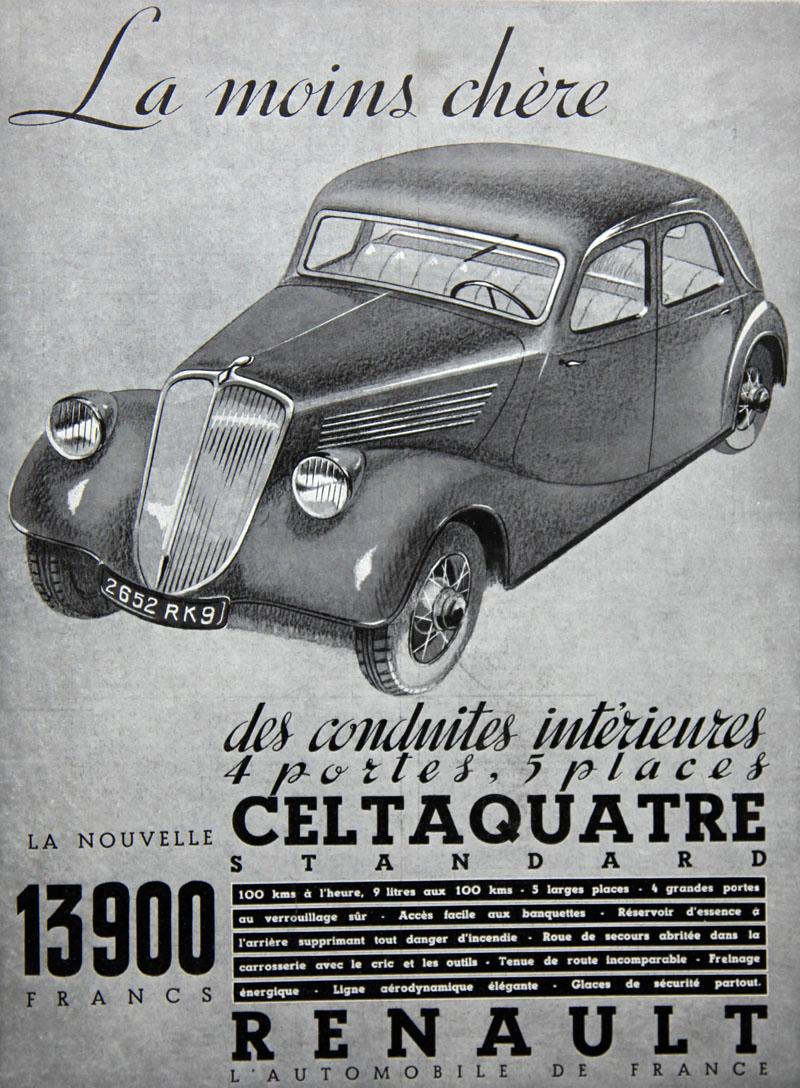 Celtaquatre - 1935