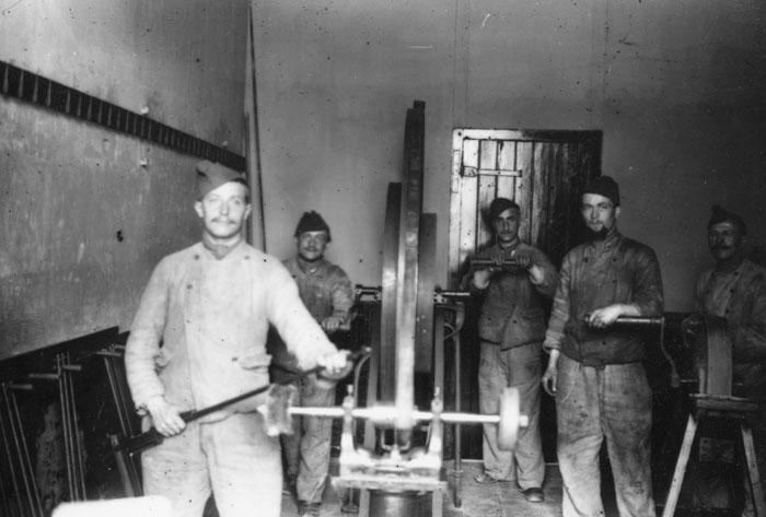 L'Atelier 1897-1898 © APR/SHGR