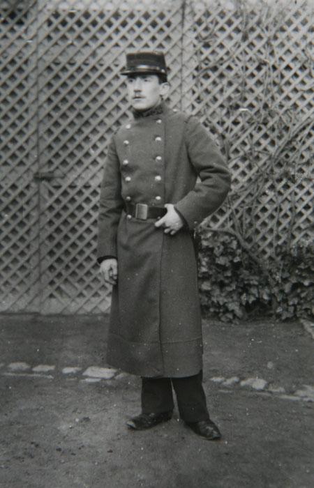 Louis Renault, 1897-1898 © APR/Renault-Histoire